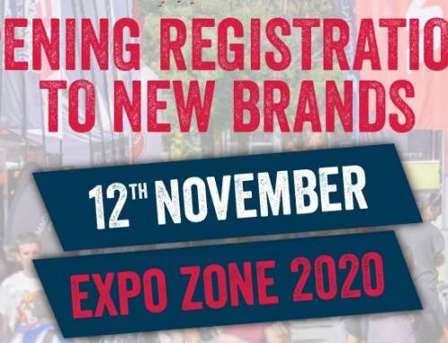 12 November: reservation opens for new exhibitors